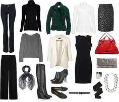 Ask Allie: Capsule Wardrobes