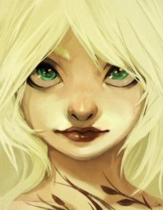 Illustrations & Characters by Sabrina Miramon, via Behance