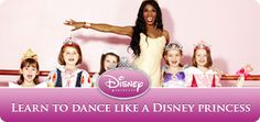 Watch this step-by-step guide to performing the Disney Princess Dance, choreographed by dance instructor and former world champion dancer Lorraine Drolet.