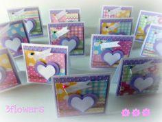mis tarjetas corazón