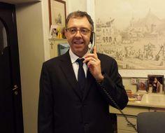 Armando the Hotel's Manager  www.hotel-posta.it