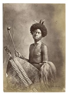 Other/Othering   Samuel Baylis Barnard. 'Zulu Kaffir' South Africa, late nineteenth century