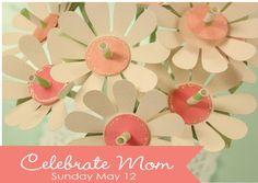 Pebbles In My Pocket Blog: Celebrate Mom