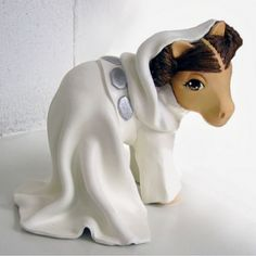 My Little Princess Leia 10 Custom Sci-Fi My Little Pony Dolls Anything picture