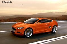 2015 Ford Capri Concept