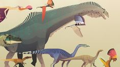 The Lost World James Gilleard