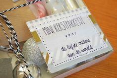 Vier Vandaag!: Mini kerstpakketjes