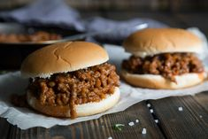 Extra Sloppy Joes Tvp Recipes, Ground Beef Recipes, Cooking Recipes, Crockpot Recipes, Snacks Recipes, Apple Recipes, Veggie Recipes, Cake Recipes, Beef Dishes