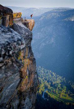 Top Of The Rock - Yosemite, California