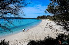 Australia's known for its beaches–it's an island after all–but they can start to run together after you've seen a few. Don't get jaded just yet: Behold the truly stunning Jervis Bay region. From yTravelBlog