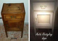 Pitturare mobili ~ Decoupage furniture colorful table makeover mobili ragazzi e