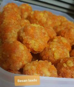 Besan(chana Flour) Ladoos recipe by Sabiha Y Kaba