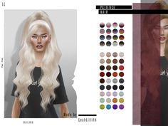 Patience Hair Found in TSR Category 'Sims 4 Female Hairstyles' Sims 4 Game Mods, Sims 4 Mods, Girl Hairstyles, Wedding Hairstyles, Female Hairstyles, Sims Packs, Sims 4 Black Hair, Pelo Sims, Sims 4 Cc Shoes