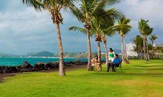 Meeting in La Marina Village.  ElConResort.com | Puerto Rico