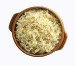 Raw sauerkraut for health