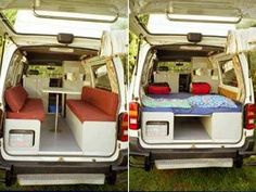 Cool Camper Van Conversions