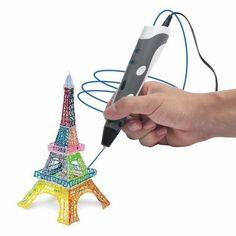 #Tecnologia: #Penna stampante 3D da  (link: http://ift.tt/1qQR3KM )