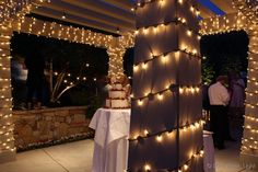 mini lights on gazebo wedding Moon Light Holiday Lighting Holiday Lights, Holiday Decor, Moonlight, Gazebo, Christmas Tree, Weddings, Lighting, Mini, Teal Christmas Tree