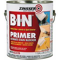 Best Primer for painting laminate furniture.  No sanding required. Fully cures in 45 minutes!!