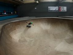 Area 51 Eindhoven, in de pool!