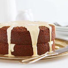 chocolate beer cake (adult cake) from @iambaker