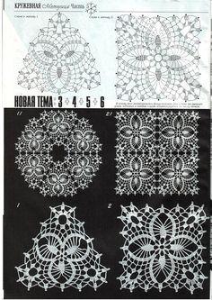 Gallery.ru / Photo # 23 - Knitted ideas - angebaltik