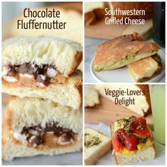 Love your time with  and  Tuck Tuck Hahn for Crust shows us a new way to party with a sandwich buffet! Pita Sandwiches, Sandwich Recipes, Sandwich Buffet, Spreads, Dinner Ideas, Biscuits, Dips, Core, Good Food