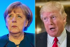 Germany's Merkel Just Summed Up Trump's European Trip With A Chilling Warning