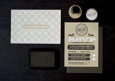 Kyle Marks : Brian & Allie Wedding Materials