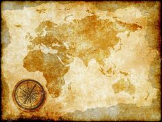 Related image Compass, Vintage World Maps, Ocean, Painting, Image, Art, Art Background, Painting Art, Kunst