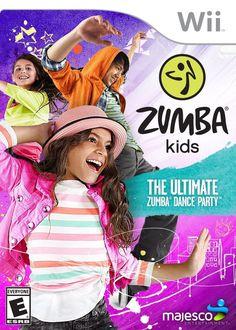 Zumba Kids - Nintendo  Wii Game