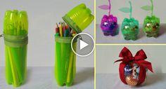 10 Ideias Criativas Para Reutilizar As Garrafas De Plástico