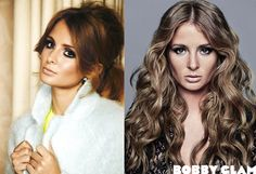 Millie Mackintosh Hair Crush
