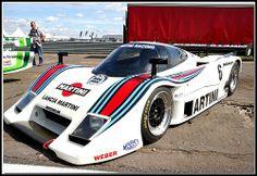 Martini Lancia LC2 Group C Silverstone