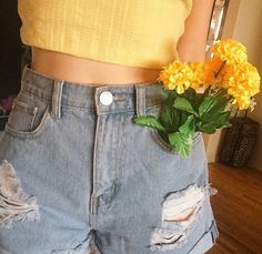i wish i could dress like this but mom says no to jeans with holes...
