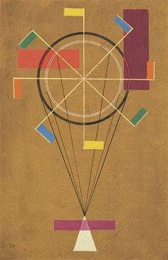 Wassily Kandinsky, Unknown on ArtStack #wassily-kandinsky-vasilii-vasil-ievich-kandinskii #art