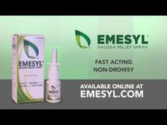 Try Emesyl today for fast acting nausea relief! Nausea Relief, Morning Sickness, Acting, Personal Care, Youtube, Self Care, Personal Hygiene, Youtubers, Youtube Movies
