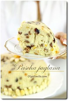 It is delicious, sweet, delicate, full of aromas and flavors. Passover And Easter, My Dessert, Easter Brunch, Sweet Recipes, Muffin, Good Food, Food And Drink, Cooking Recipes, Sweets
