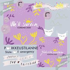 Piilotettu aarre: Erika Appelströmin koronatarrat ja vinkit visuaaliseen brändäykseen