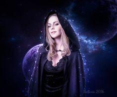 The Good Witch by Kallaria.deviantart.com on @DeviantArt