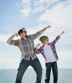 Funny Family Photography, Father Son Photography, Baby Boy Photography, Photography Poses, Children Photography, Better Photography, Happy Photography, Friend Photography, Maternity Photography