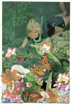 Retro-Futuristic Magazine Collage Art by Ben Giles Magazine Collage, Magazine Art, Magazine Crafts, Collage Design, Art Design, Ernesto Artillo, Collages, Collage Artwork, Surrealist Collage