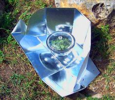 DIY sun oven: let the sun do the cooking!