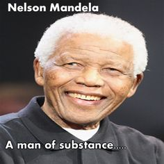 Inspirational leader. Father of our nation...