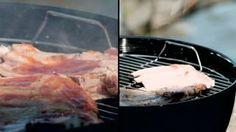 Suussasulavat ribsit eli porsaan kylkipalat valmistuvat nopeasti uunissa tai grillissä, kun liha on ensin keitetty. Sivele lihojen pintaan maukasta barbeque-kastiketta. Resepti noin 6,05 €/annos*.