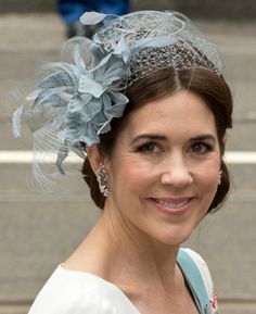 MYROYALS  FASHİON: THE ROYAL GUESTS ATTEND İNVESTİTURE CEREMONY OF KİNG WİLLEM ALEXANDER AT THE NİEUVE KERK-Crown Princess Mary of Denmark