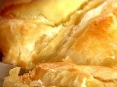 Easy Cheese Danish recipe from Ina Garten via Food Network