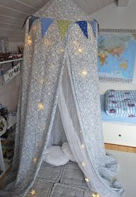 mamas kram: play tent reading corner cubbyhole