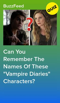 """Can You Remember The Names Of These """"Vampire Diaries"""" Characters? Vampire Diaries Stefan, Quotes Vampire Diaries, Vampire Diaries Workout, The Vampire Diaries Characters, Vampire Diaries Outfits, Vampire Diaries Cast, Vampire Diaries The Originals, Vampire Diaries Costume, Quizzes Funny"""