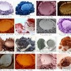 Mineral Eye Shadow Set of 5 Samples Makeup